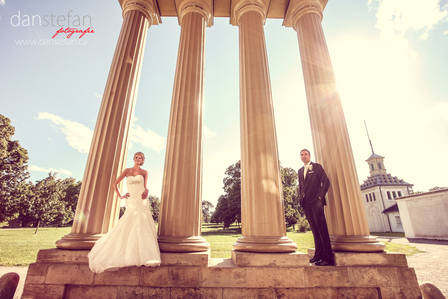Hamilton Wedding Photography 36 Wedding : Ivana & Miroslav : Dundurn Castle Hamilton